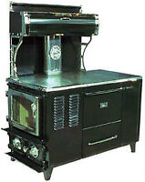 Flameview Wood Cook Stove Range Starts @ $ 3,108.00