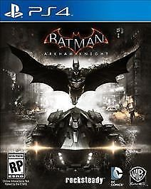 Batman Arkham Knight Sony PlayStation 4, 2015  - $9.77