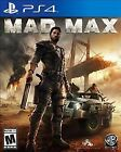 Mad Max Action/Adventure Video Games for Sony PlayStation 4