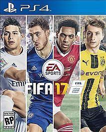 FIFA 17 Sony PlayStation 4, 2016  - $3.00