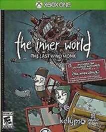 Inner World: The Last Wind Monk (Microsoft Xbox One, 2017)
