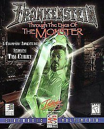 PC GAME ORIGINAL BOX COMPLETE FRANKENSTEIN THROUGH THE EYES OF T