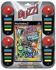 PS2 Buzz Controllers