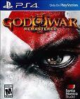 God of War III: Remastered Video Games