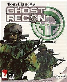 Tom Clancy's Ghost Recon (PC, 2001)