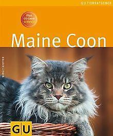 Maine Coon (Tierratgeber) von Kieffer, Birgit | Buch | Zustand sehr gut