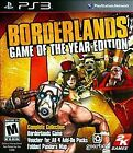 Borderlands 2 Sony PlayStation 3 M - Mature 2010 Video Games