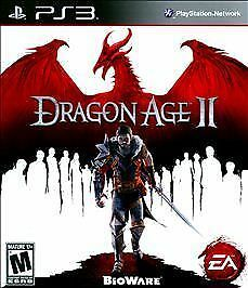 Dragon Age 2 II - Playstation 3 - BRAND NEW FREE SHIPPING