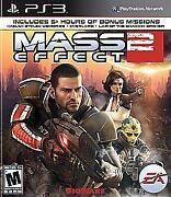 Mass Effect 2 PS3