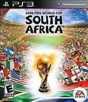 2010 FIFA World Cup: South Africa - Playstation 3 PS3