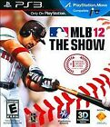 Baseball 2012 Video Games