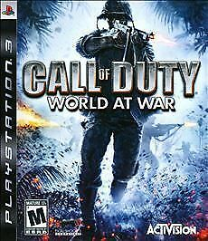Call of Duty: World at War  (Sony Playst...