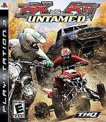PS3 ATV Games