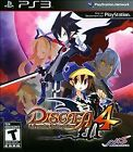 Disgaea 4: A Promise Unforgotten Role Playing Video Games