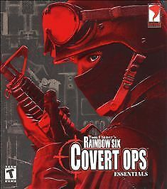 Tom clancy s rainbow six covert ops essentials