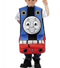 COSTUME THOMAS LE TRAIN. TAILLE 4-6 ANS