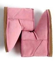 Pink Peter Alexander ugg boots Arundel Gold Coast City Preview