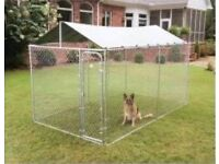 Dog Kennel - 2m x 4m (no roof)
