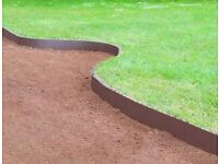 Smartedge easy lawn edging, unused, 2 x 10 metre rolls available, pick up ormskirk