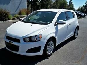 2013 Chevrolet Sonic LT Hatchback with Mylink System