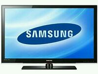 "Samsung 37"" LCD tv full hd 1080p built in freeview"