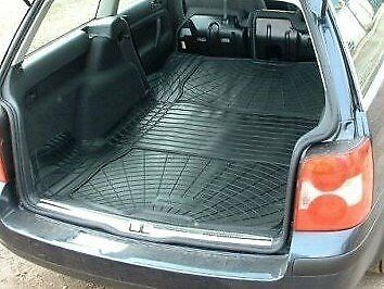VW Passat Estate - Full Rubber Boot Liner - 1998 -2005