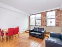 VERY ATTRACTIVE AND WELL PRESENTED 2 BEDROOM WAREHOUSE CONVERSION IN ISLINGTON CANONBURY DALSTON