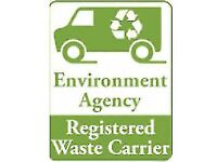 fully licensed waste/ rubbish clearance service
