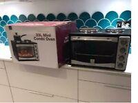 33L Mini combo oven