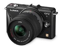 Panasonic Lumix GF2 & 14-42mm f/3.5-5.6