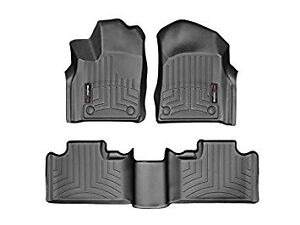 Weathertech Mats for Jeep Grand Cherokee