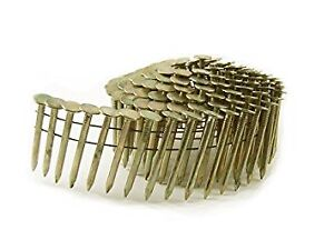 """Brand New - 1 1/4"""" Electrogalvanized  Roofing Nail Coil - $23.00"""