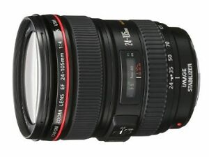 24-105mm f/4 L IS USM Lens for Canon EOS SLR Cameras