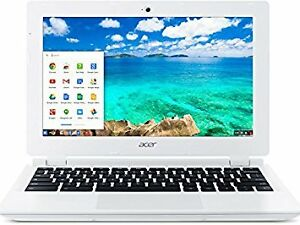 "Acer Google Chromebook 11.6"" Chrome OS Netbook CB3-111-C4GD"