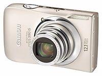 Canon Digital IXUS 990 IS Digital Camera (12.1 MP, 5.0x Optical Zoom) 3.0 inch LCD