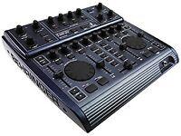 Behringer BCD2000 DJ Controller Mixer Machine - vgc - twin decks analogue ins