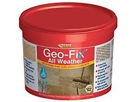 GeoFix All Weather Paving Jointing Compound 14kg Natural Stone