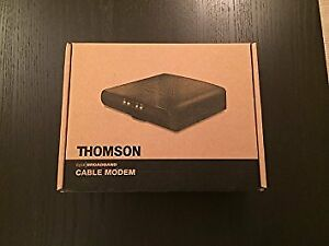 Thomson DCM476 Digital Broadband Cable Modem