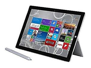 Excellent microsoft surface pro 3 12,5INCH INTEL I5