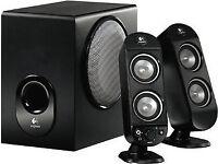 logitec x-230 computer speakers £20