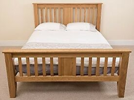 SUPER KING SIZE SOLID WOOD BED