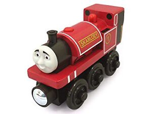 Thomas and Friends wooden Skarloey and Rheneas