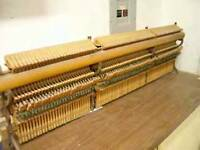 Looking for Piano Hammers, Action in good condition