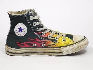 OLD looking converse hightops - size 1-5 Fitzroy Yarra Area Preview