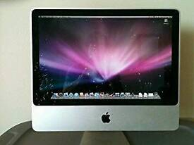 "iMac 20"" with Keyboard and Mouse"