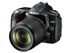 Nikon D90 Full package, all inclusive.