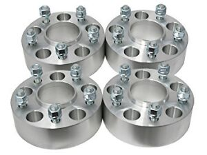 """4 Spacer 1.5"""" hubcentric 5x127"""