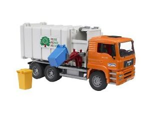 looking for a side loading Bruder garbage truck