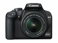 Canon 1000D kit