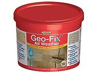 geofix all weather paving jointing compound - natural stone